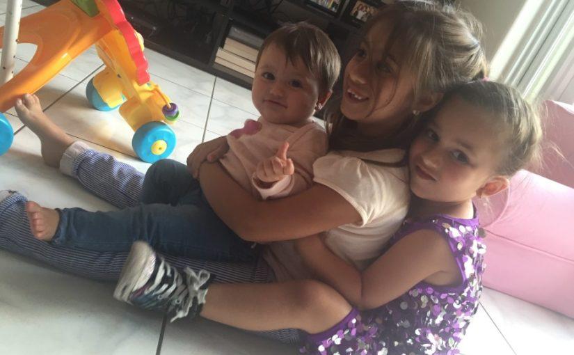 Tener 3 hijas