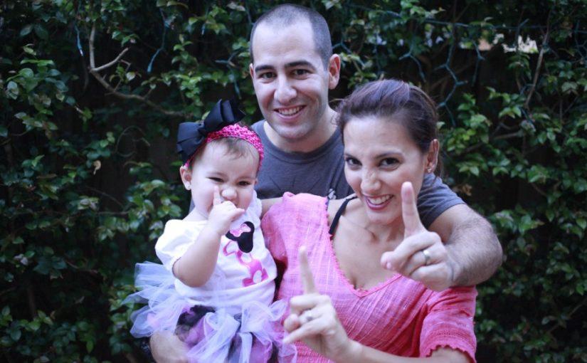 ¡Celebrar a mis hijas!