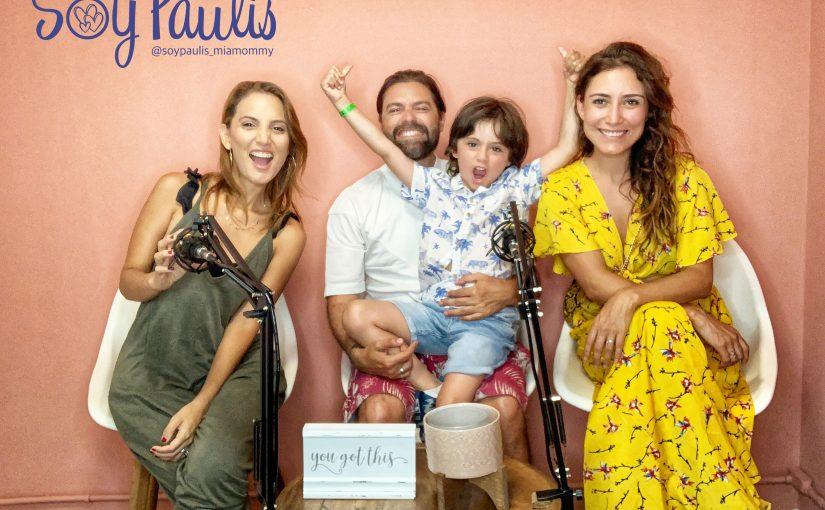 """Capitulo 8  """"Ni es fácil ser mamá, ni es fácil ser papá…hay que reinventarse"""" con Lanuwe & Vargato"""