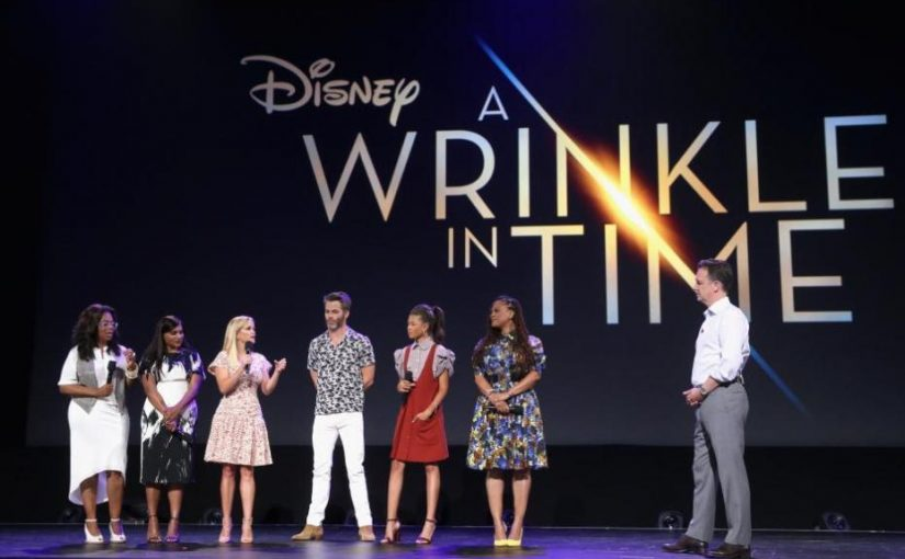 Estreno de A Wrinkle in Time