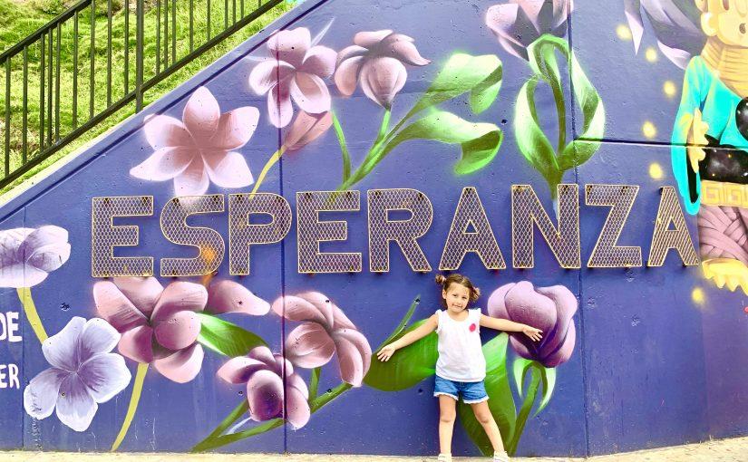 Graffiti Tour en la Comuna 13 de Medellín