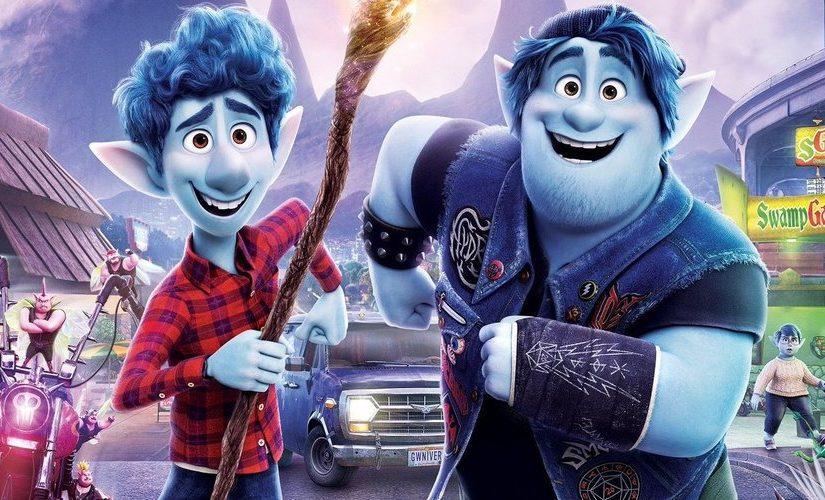 ONWARD la nueva película de Disney ahora disponible para verla en casa