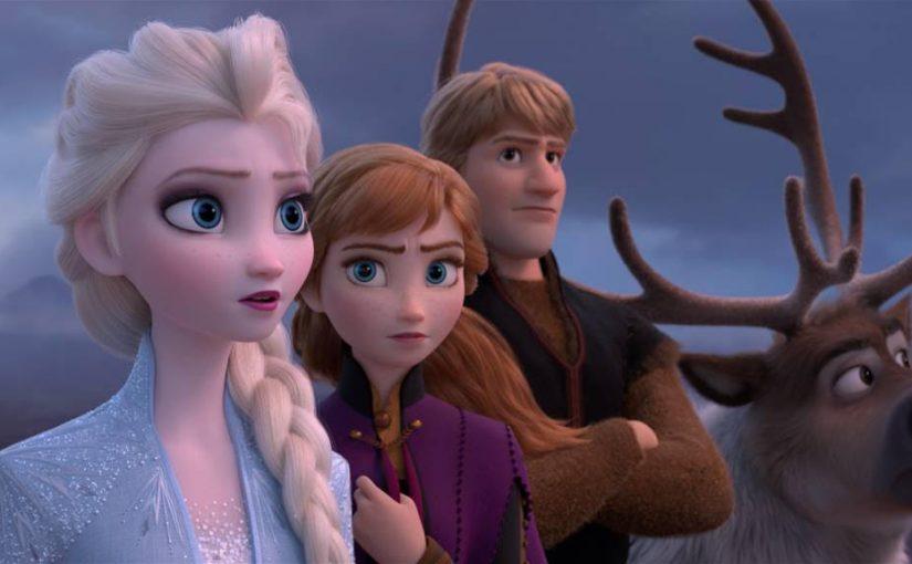 Actividades en casa de Frozen 2