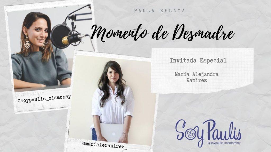 Maria Alejandra Ramirez en Momento de Desmadre
