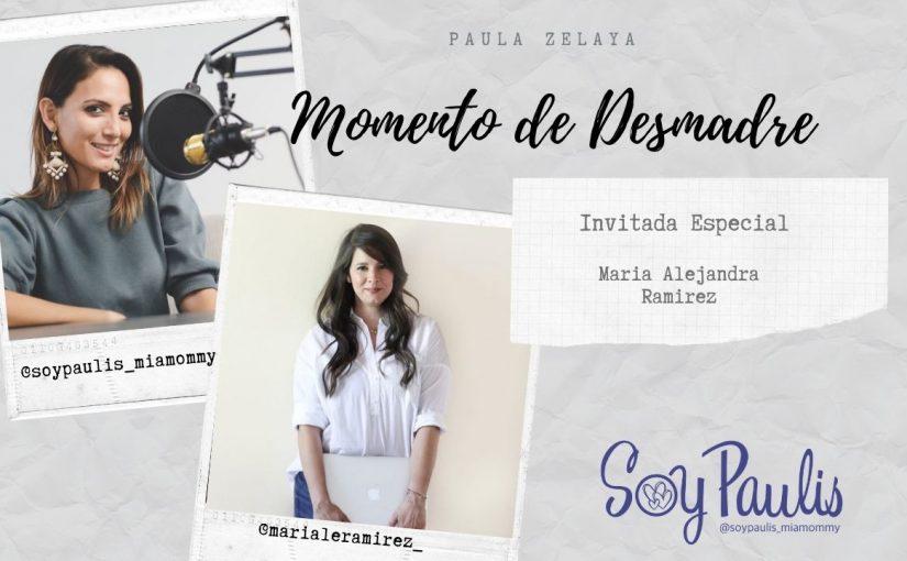 María Alejandra Ramirez: De las Ganas a la acción