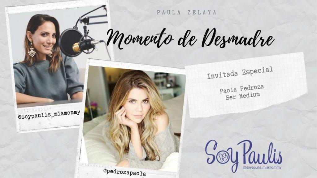 Paola Pedroza La Medium Latina