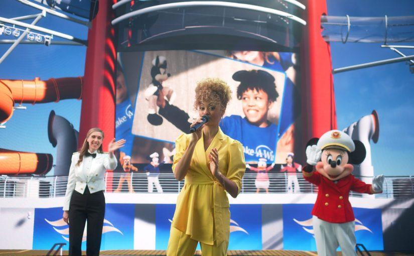 Disney vuelve deseos realidad junto a Make a Wish Foundation