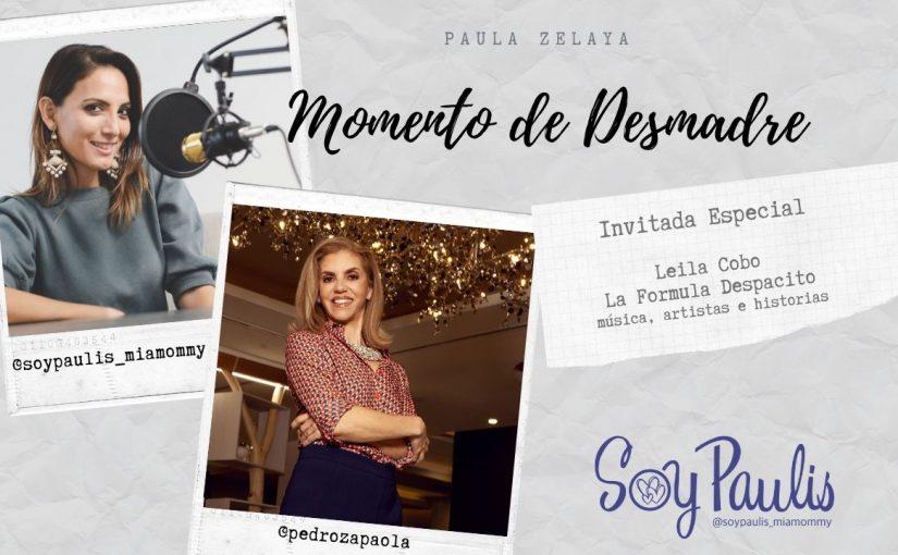 Leila Cobo y fórmula Despacito